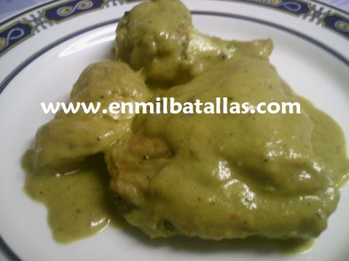 Pollo al curry gold sudafricano